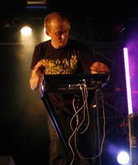 David Letellier (Kangding Ray)